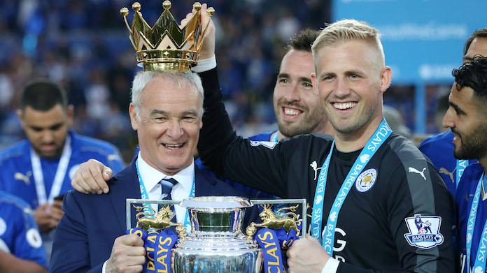Ranieri Leicester Sampdoria