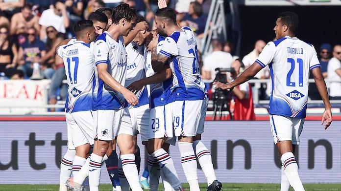 convocati Sampdoria Parma highlights gabbiadini