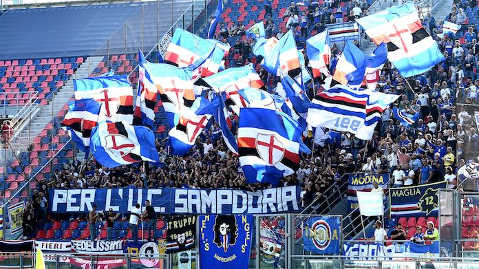 tifosi sampdoria spettatori Virtual Coach