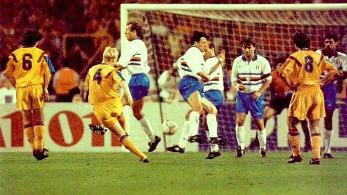 sampdoria barcellona wembley finale