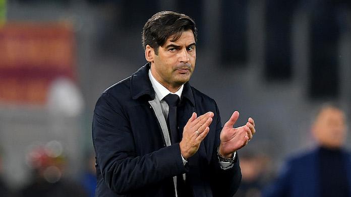 Fonseca Roma Sampdoria