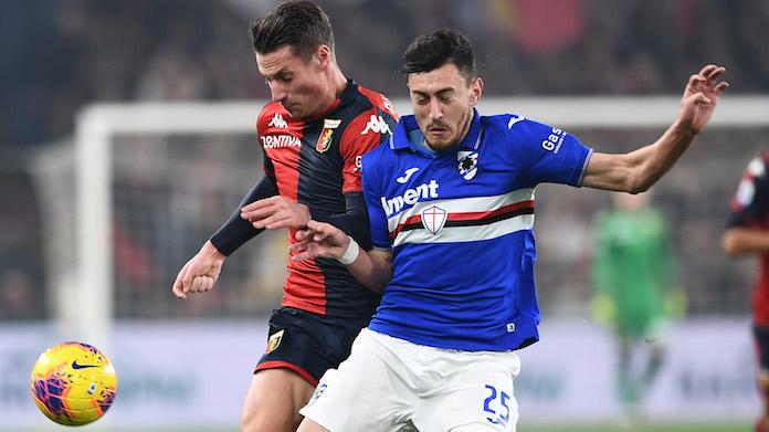 Genoa Sampdoria streaming