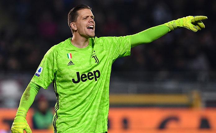 Szczesny, Juventus,