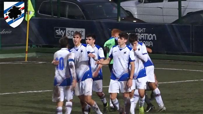 Under19, Sampdoria,