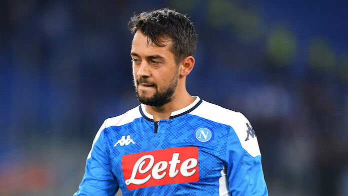 Younes Napoli Sampdoria