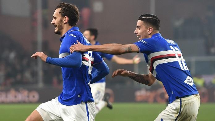 Sampdoria Fiorentina live