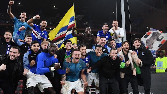 Salvezza Sampdoria Genoa