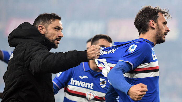 Genoa Sampdoria Natale highlights