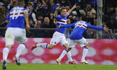 cassano gol derby 2010 sampdoria genoa