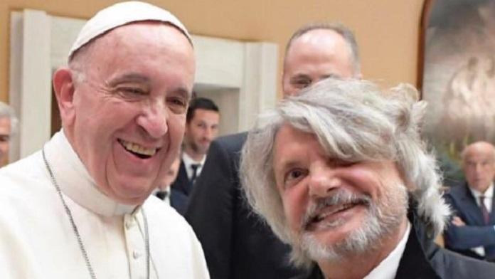 ferrero papa francesco