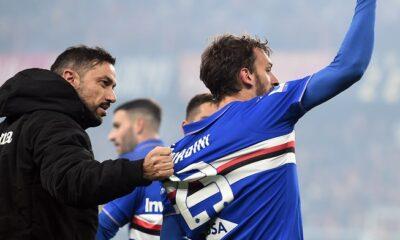 stipendi Sampdoria Brescia convocati