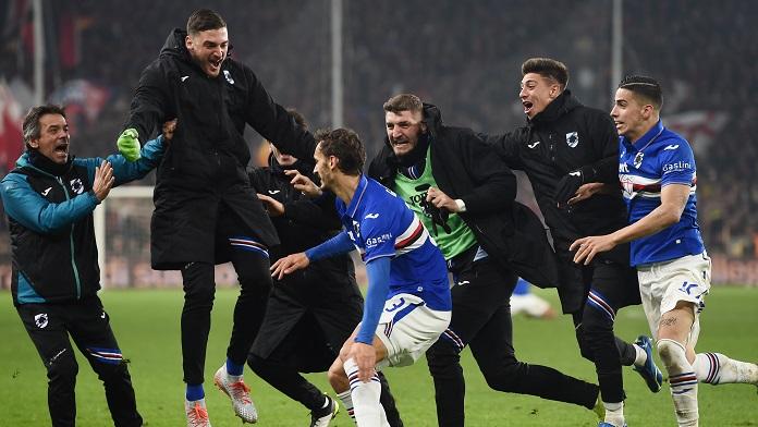 Sampdoria Sassuolo highlights