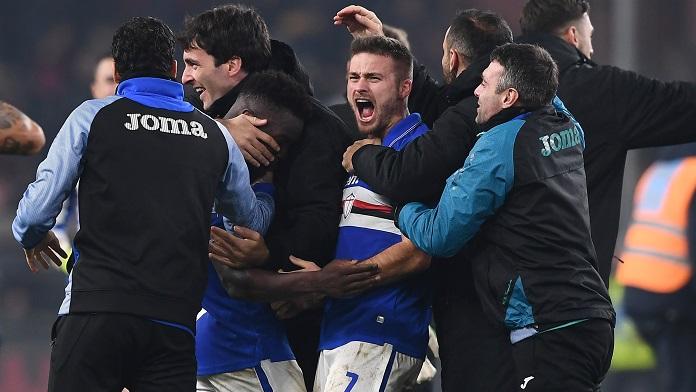 linetty Lazio sampdoria Napoli highlights