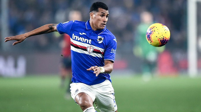 murillo sampdoria