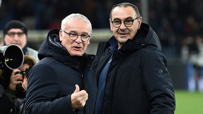 Ranieri sarri sampdoria