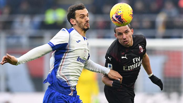 gabbiadini sampdoria Brescia