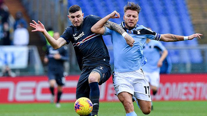 Lazio Sampdoria Chabot