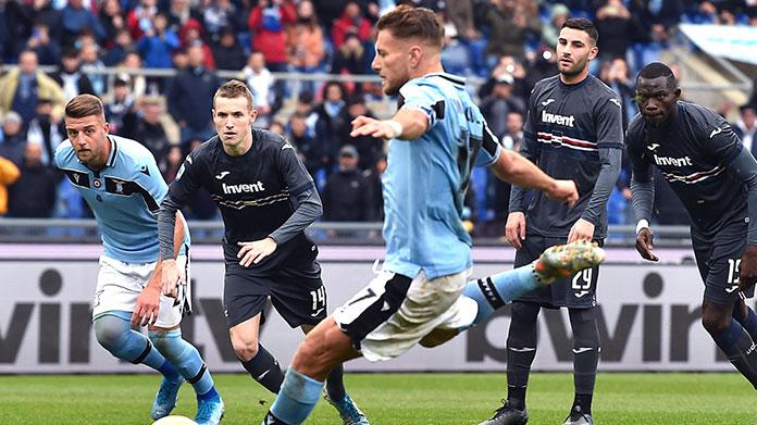 Lazio Sampdoria highlights