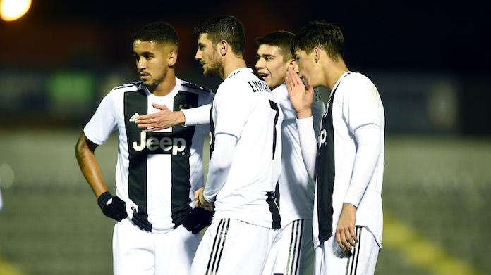 Sampdoria Juventus Primavera