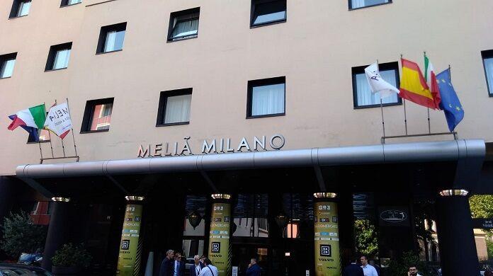 hotel melià milano calciomercato 2020