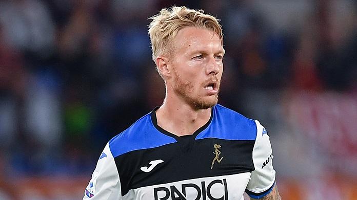 kjaer Sampdoria atalanta