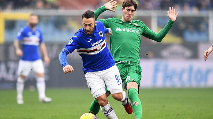 Sampdoria Fiorentina contratti