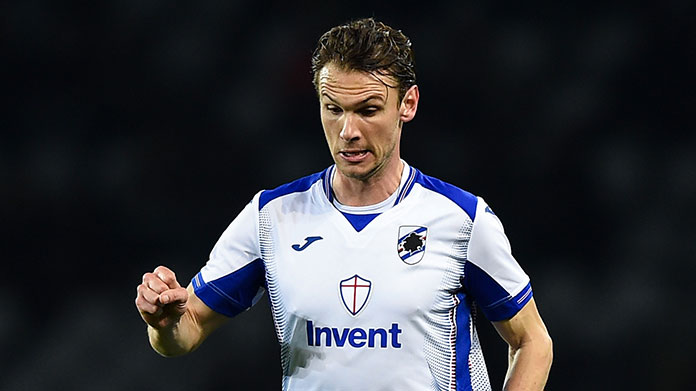 Sampdoria Fiorentina Ekdal