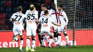 Salvezza Serie A Genoa Bologna