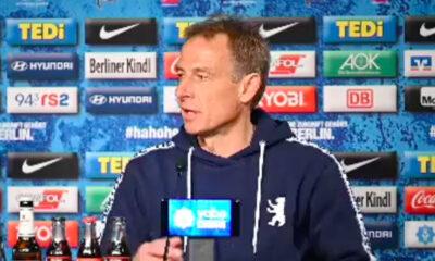 Klinsmann Hertha Berlino