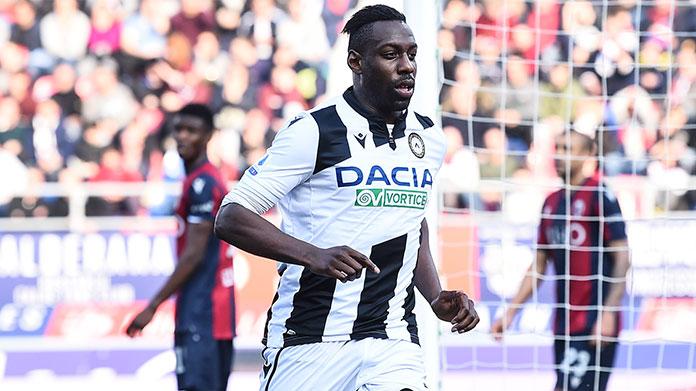 Okaka Udinese Bologna