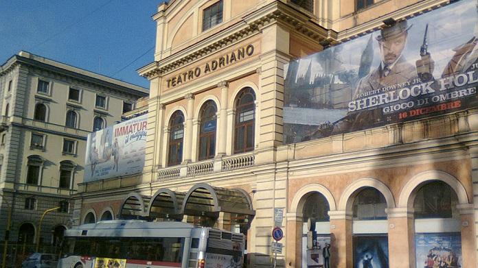 cinema adriano roma ferrero