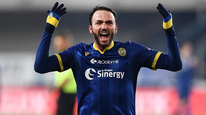 pazzini Sampdoria verona