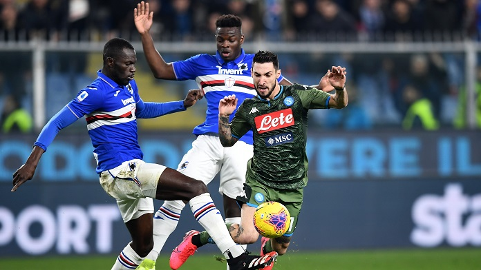 stipendi Sampdoria