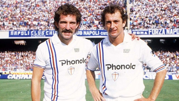 Souness Sampdoria
