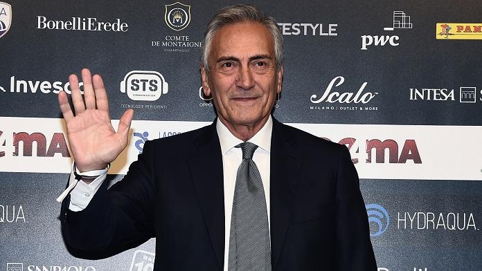 Gravina Serie A FIGC Cassa integrazione