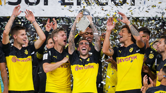 Bundesliga Diretta Tv E Streaming Dove Vedere La 26a Giornata