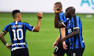 lukaku esultanza gol inter sampdoria
