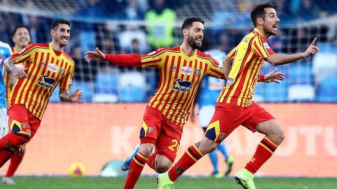 Lecce Sampdoria