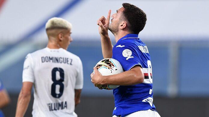 Bonazzoli accende la Sampdoria: dedica speciale dopo il gol