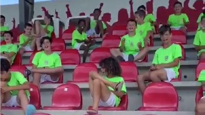 flachi bambini coro