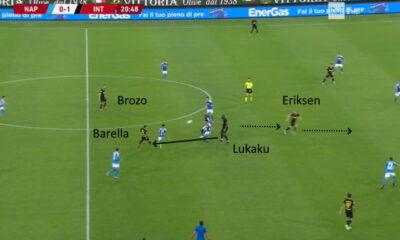 sampdoria inter eriksen