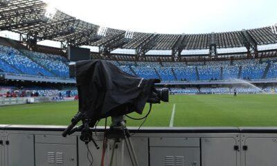 diritti tv serie a camera