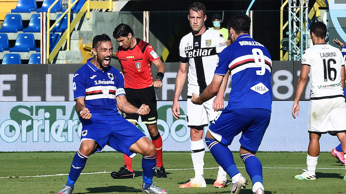 Sampdoria bonazzoli