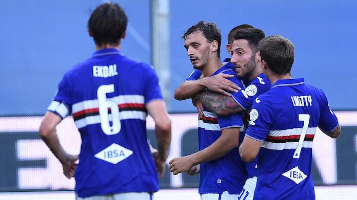 Serie A, Udinese-Sampdoria: formazioni, cronaca, tabellino e ...