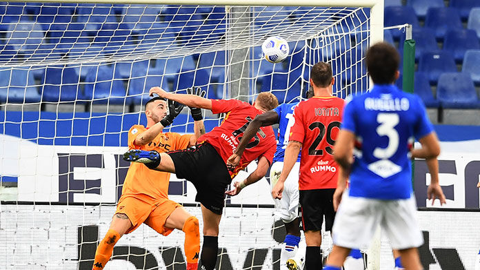 highlights sampdoria benevento