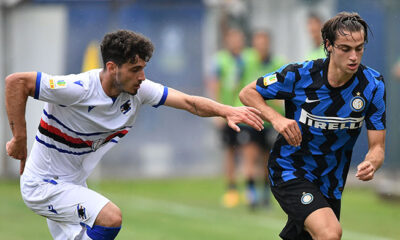sampdoria inter primavera