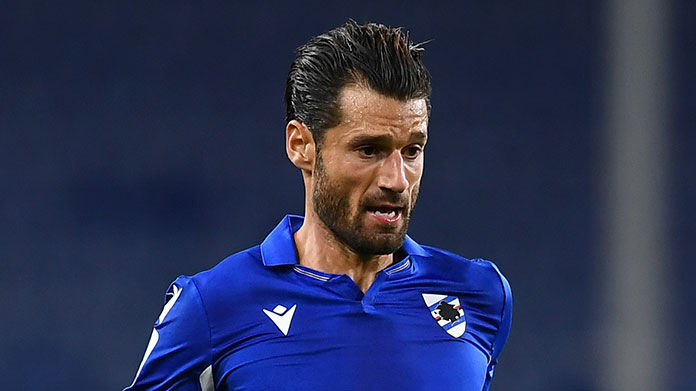 candreva sampdoria