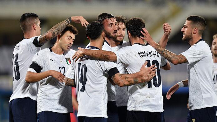 Italia-Olanda, formazioni ufficiali: c''è Immobile con altri due campani titolari