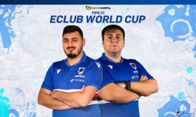 fifa eclub world cup 2021 sampdoria esports