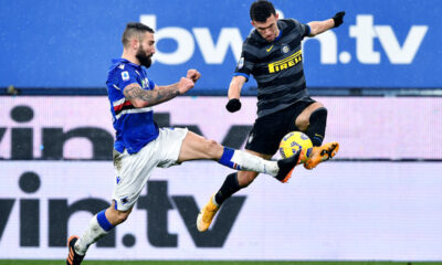 inter sampdoria